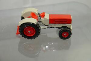 SIKU V287 Traktor rot beige   ca.8 cm (K66) #3