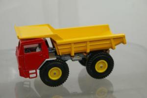 SIKU V249 Faun Muldenkipper gelb rot  ca.10 cm (K66) #1
