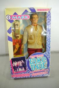 Take That Mark Actionfigur Vivid Imaginations ca. 30cm in OVP  (K81)