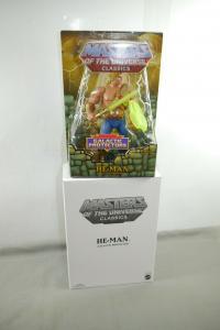 MASTERS OF THE UNIVERSE Classics He-Man Galactic Protectors Mattel  (L)