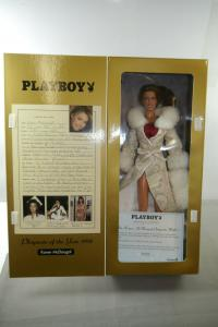 Playboy Playmate 1998 Karen McDougal Series II  Fashion Doll  1:6 Neu (L)