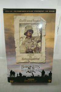Bayonets Barbed Wire WWI German Sturmpioneer  Actionfigur SIDESHOW 1:6 (L