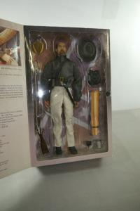 Brotherhood of Arms C.S. 57th Virginia Infantry Actionfigur SIDESHOW 1:6 (L