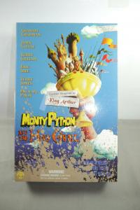 Monty Python and the Holy Grai Graham Chapman King Arthur SIDESHOW 1:6 (L)