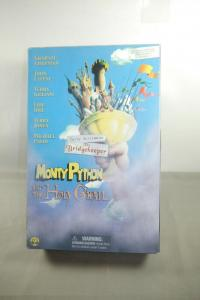 Monty Python and the Holy Grail Terry Gilliam Bridgekeeper  SIDESHOW 1:6  (L)
