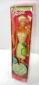 BARBIE 53855 Fruit Style Puppe in kurzen Kleid MATTEL mit OVP (K79)