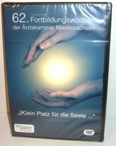 (K)EIN PLATZ FÜR DIE SEELE DVD 62. Fortbildungswochen d. Ärztekammer NEU (WR8)