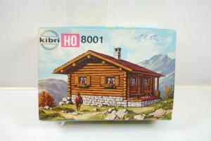 Kibri 8001  Berghaus  Plastik Modellbausatz H0 Neu   (K28)