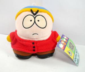 SOUTH PARK Cartman Stofftier Kuscheltier plush Á LA CARTE ca.16cm (K53)