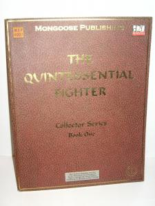 THE QUINTESSENTIAL FIGHTER Collector Series Book 1 Rollenspiel Buch (WR01)