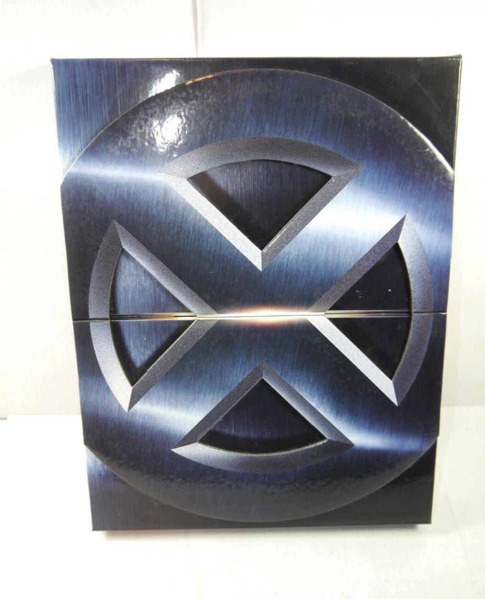Marvel X-MEN Pressemappe Presse Set mit VHS Kassette ( nur Trailer ) (MF14) 0