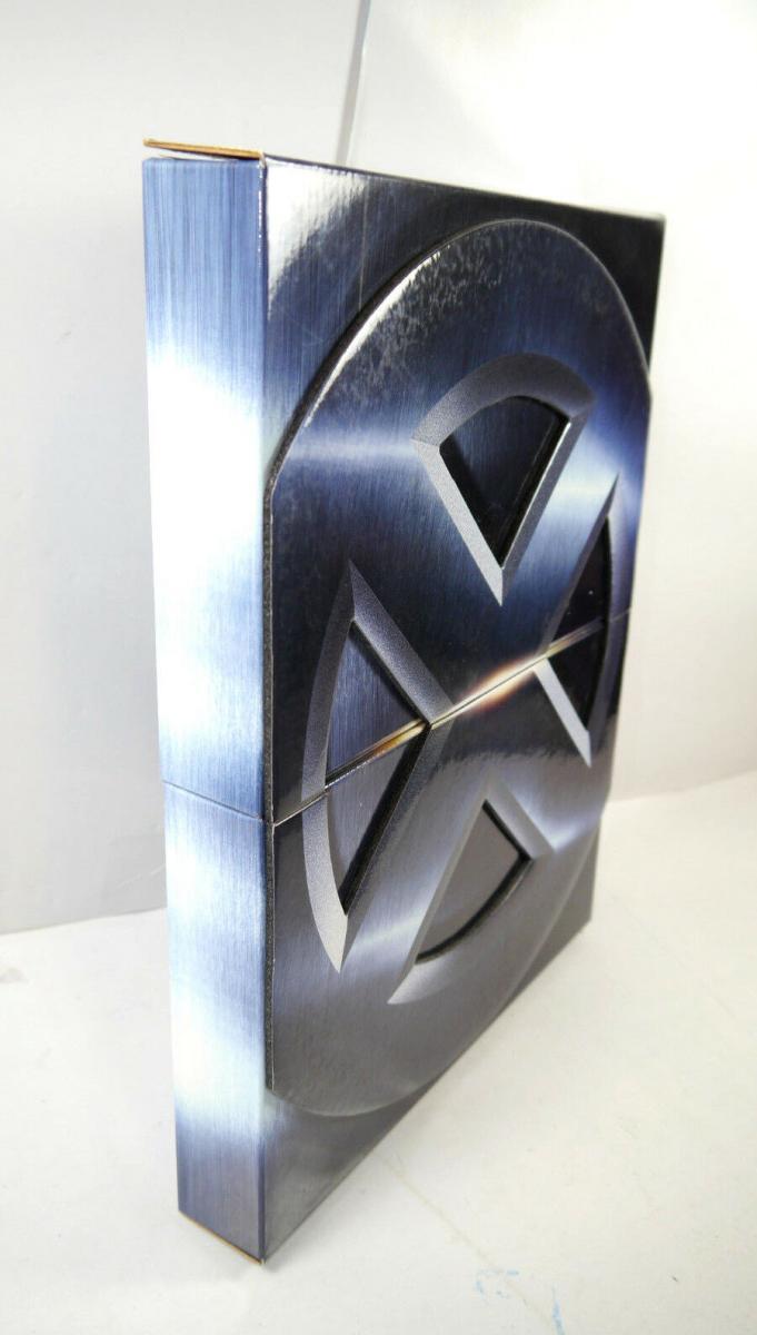 Marvel X-MEN Pressemappe Presse Set mit VHS Kassette ( nur Trailer ) (MF14) 1