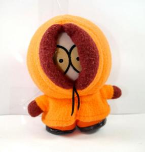 SOUTH PARK Kenny Stofftier Kuscheltier plush Á LA CARTE ca.16cm (K55)