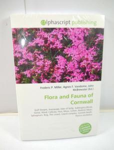 FLORA AND FAUNA OF CORNWALL Buch Taschenbuch englisch Alphascript Neu (MF8)