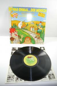 Es war einmal ... Der Mensch 2. Folge Schallplatte  LP Bunny   (WR1)