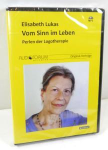 VOM SINN DES LEBENS Perlen der Logotherapie - Elisabeth Luaks MP3 NEU (WR8)