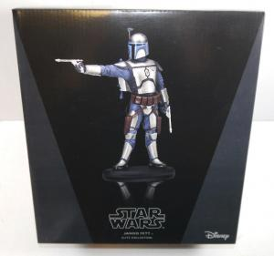 STAR WARS Elite Collection - Jango Fett Figur ATTAKUS Limitiert Neu (L)*