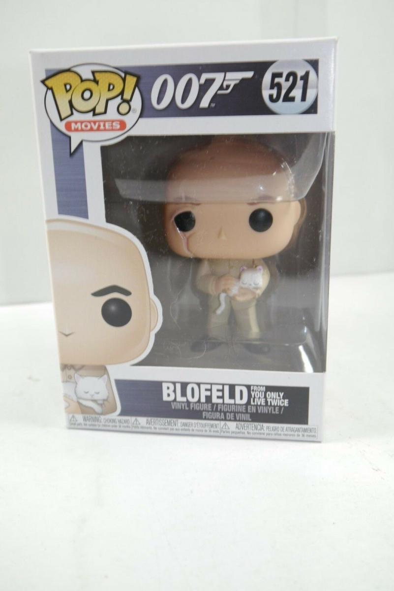 Funko Pop film 521 007-Blofield Figura in vinile-BOX N