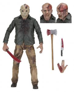 FRIDAY THE 13TH Part 4 - Jason Actionfigur ca.46cm (1:4) Neca Neu (L) *