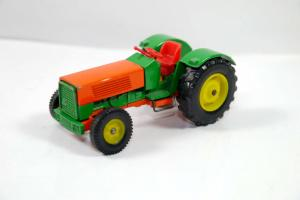 SIKU V 287 Traktor Schlepper dunkelorange Metall Modellauto ca.8,5cm (K21) #10