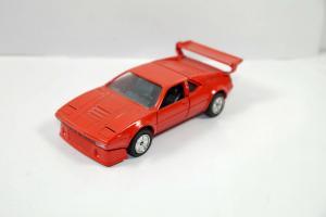 GAMA 891 Mini BMW M1 rot red Metall Modellauto 1:43 (K33) #16