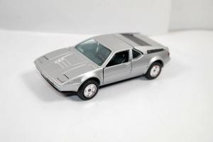 GAMA 891 Mini BMW M1 silber silver Metall Modellauto 1:43 (K33) #13