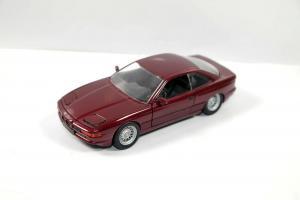 SCHABAK 1180 BMW 850i rot red Metall Modellauto 1:43 (K33) #11