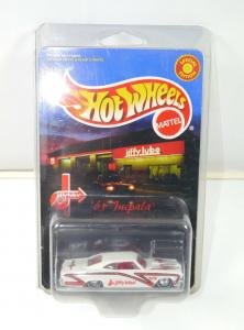 HOT WHEELS Special Edition   Impala 1965 jiffy lube Modellauto MATTEL Neu (K13)