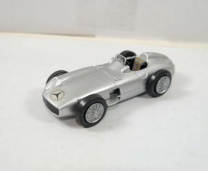 CURSOR MODELL 1180 Mercedes-Benz 1954/55 silber Metall Modellauto 1:43 (K36)#07