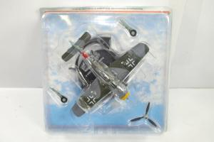 Atlas  Focke-Wulf Fw 190A-8 Germany  1:72 Metall Standmodell  (K43)