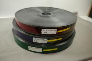 Sex mit sechzehn Intime Stunden auf der Schulbank 35mm 3 Filmrollen von 5   WR3