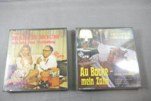Heinz Erhardt  Au Backe mein Zahn + Hasch Mich 2 x Super 8 Color / SW UFA  (K38)