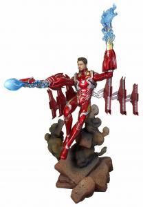 Avengers Infinity War Marvel Movie Iron Man MK50 Unmasked GALLERY Diamond  KA11*