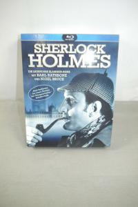 Sherlock Holmes legendäre Klassiker Reihe Basil Rathbone Bruce  Blu-ray (K72)