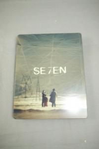 Sieben SE7EN Seven Steelbook Blu-ray    (K72)