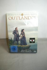 Outlander Die komplette Vierte Season DVD 5 Discs  NEU / OVP (WR4)