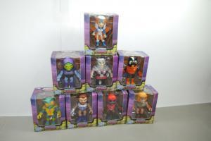 MASTERS OF THE UNIVERSE 8 Figuren Set Action Vinyls Mattel NEU OVP (L)