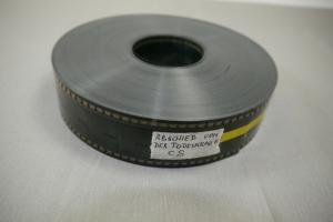 Abschied von der Todeskralle Kino Trailer 35mm CS  Bruce Li   (K71)