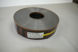 Der größte Schlag der Todeskralle Kino Trailer 35mm CS  Bruce Li   (K71)