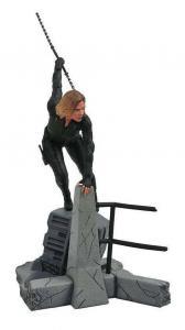 AVENGERS Infinity War Black Widow Figur Diorama GALLERY Diamond Select Neu KA2*