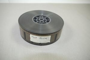 Top Gun Sie fürchten weder Tod noch Teufel Kino Trailer 35mm Tom Cruise  (K30)