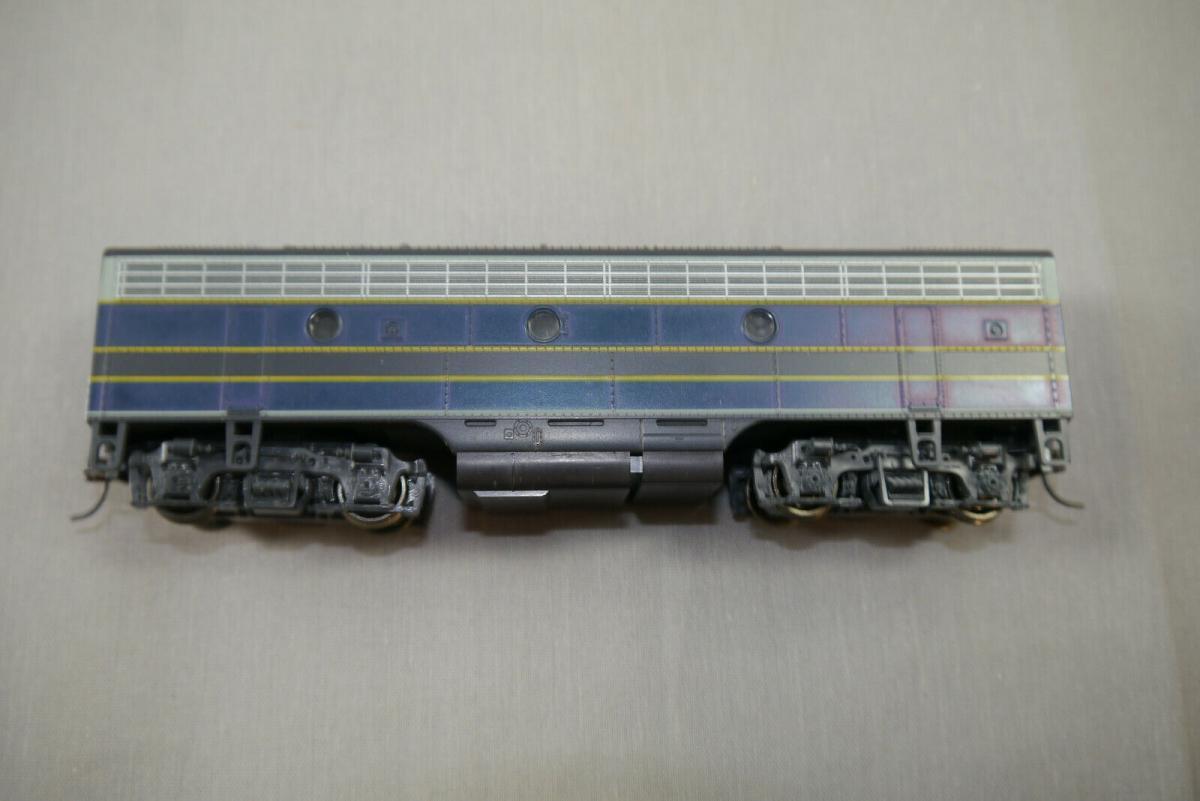 Stewart  Hobbies Baltimore & Ohio Stock 9130 Wagon H0 (WR5) 2