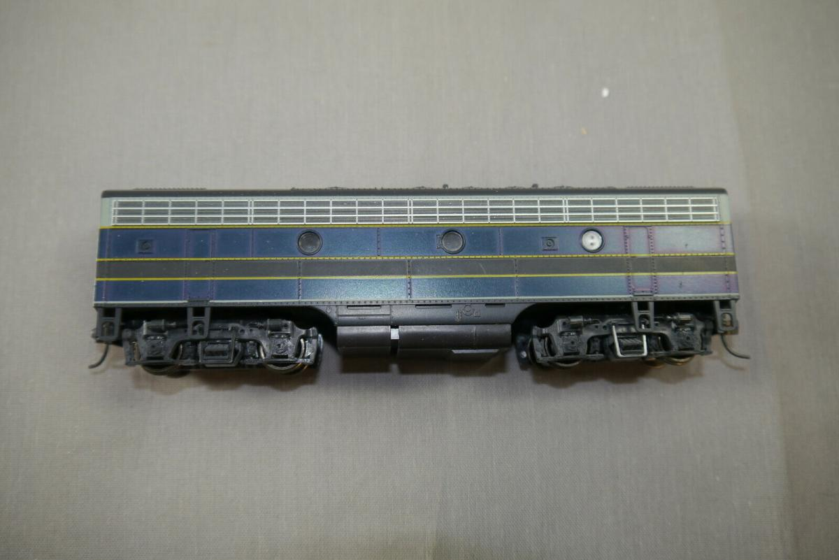 Stewart  Hobbies Baltimore & Ohio Stock 9130 Wagon H0 (WR5) 3