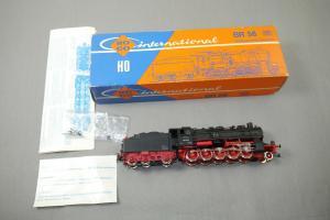 ROCO  4119 Güterzug Dampflokomotive BR 58 DB mit  OVP H0 1:87 (WR5)