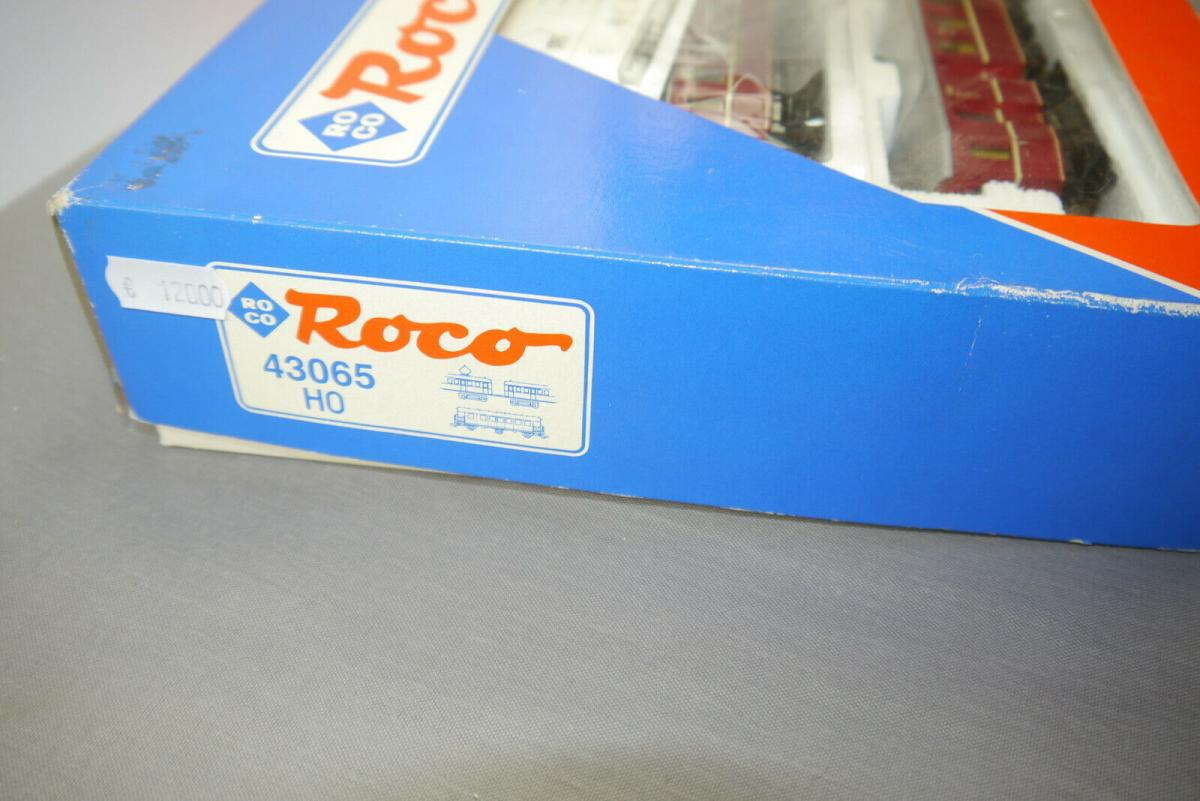 ROCO  43065 Elektro Triebzug ET85 rot DB mit  OVP H0 1:87 (WR5) 1