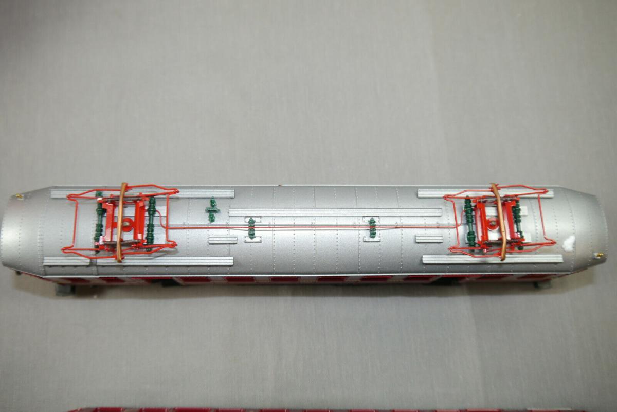 ROCO  43065 Elektro Triebzug ET85 rot DB mit  OVP H0 1:87 (WR5) 5