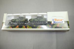 ROCO Special 895 Samms + 2x Bradley tarn  Neu OVP H0 1:87 (K87)