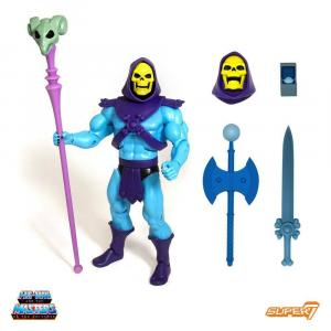 MASTERS OF THE UNIVERSE Skeletor Classic Club Wave 3  SUPER 7 18 cm (KA3)*