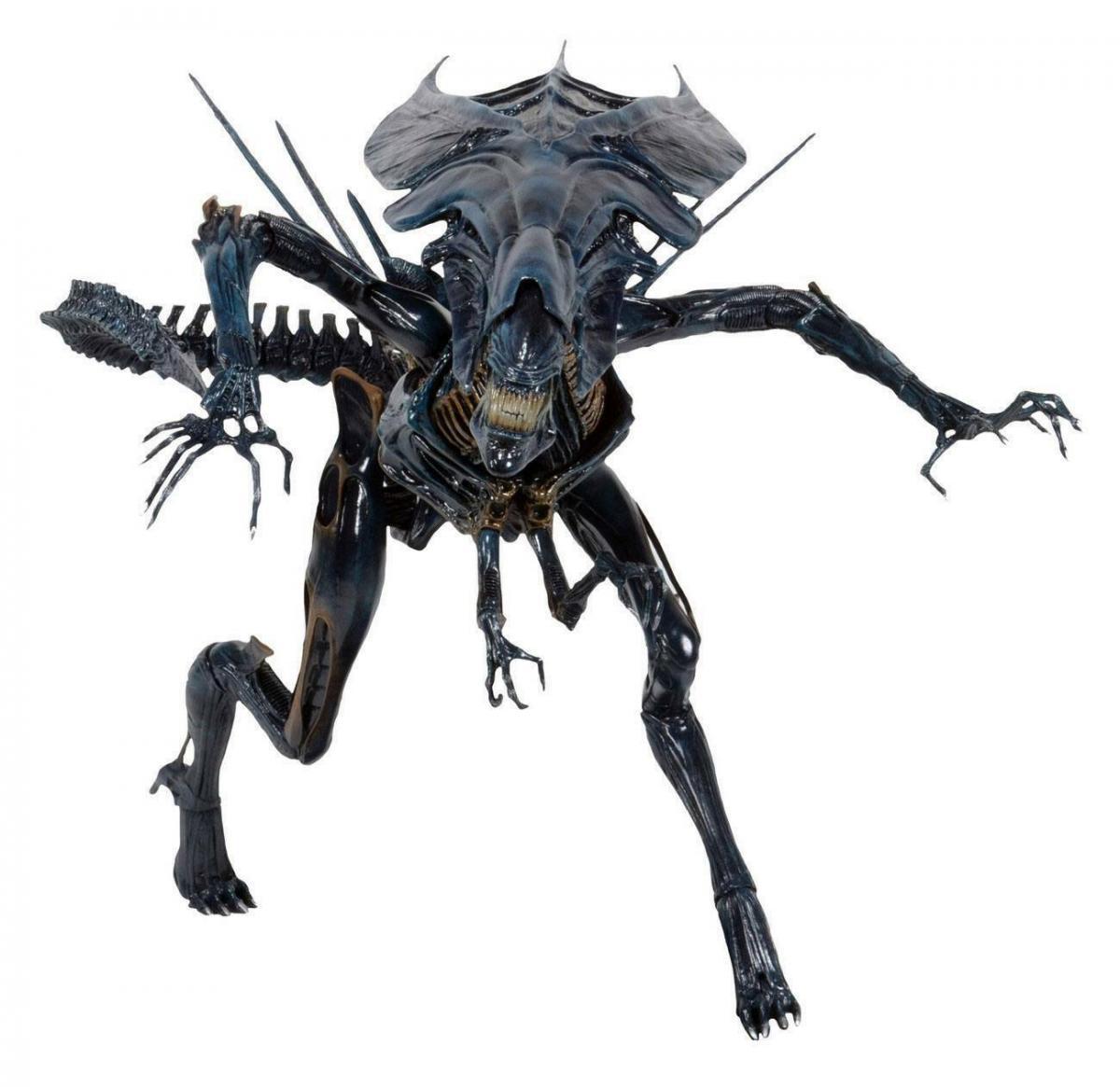 ALIENS Ultra Deluxe Alien Queen Actionfigur NECA ca.38/76 cm Neu (KA6) * 1