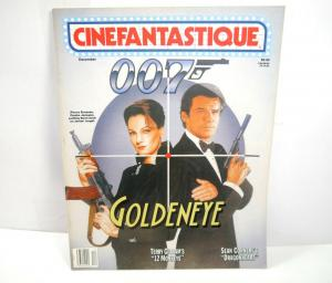 CINEFANTASTIQUE Vol. 27 Nr. 3 Film Magazin Zeitschrift JAMES BOND englisch (WR6)